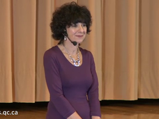 Body image and self-esteem - A 2013 lecture by Mimi Israël